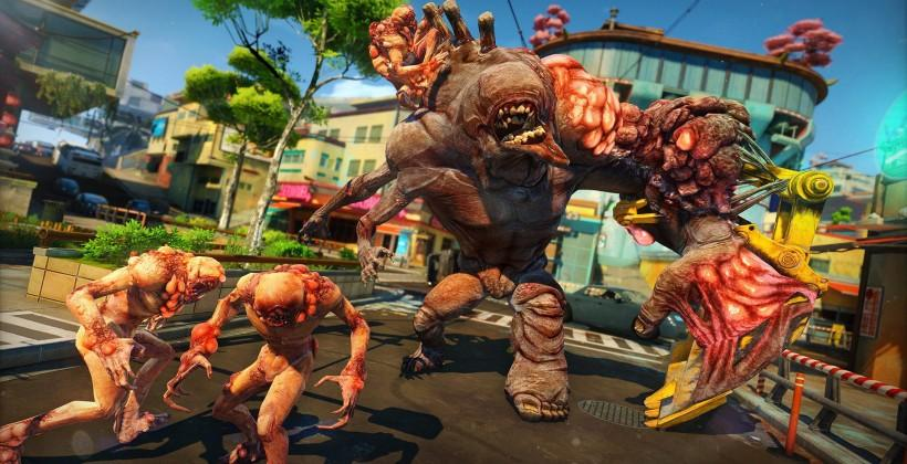 Sunset Overdrive gameplay released at E3 2014