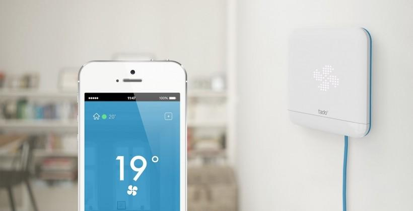 Tado smart thermostat adds HomeKit, SmartThings, hue & more