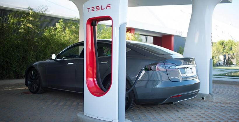 Tesla openess snags second firm as Nissan joins BMW
