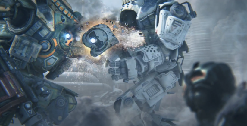 First Titanfall live action movie clip released at E3 2014