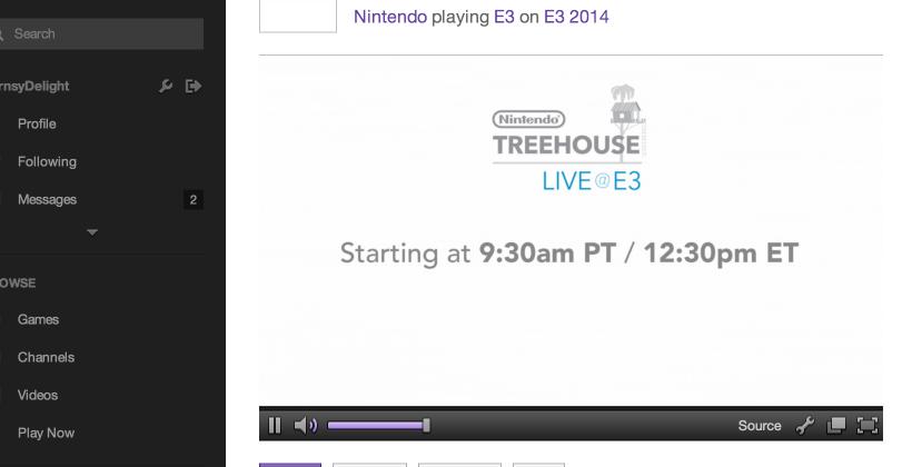 No Twitch for Wii U as Nintendo says it's not fun - SlashGear
