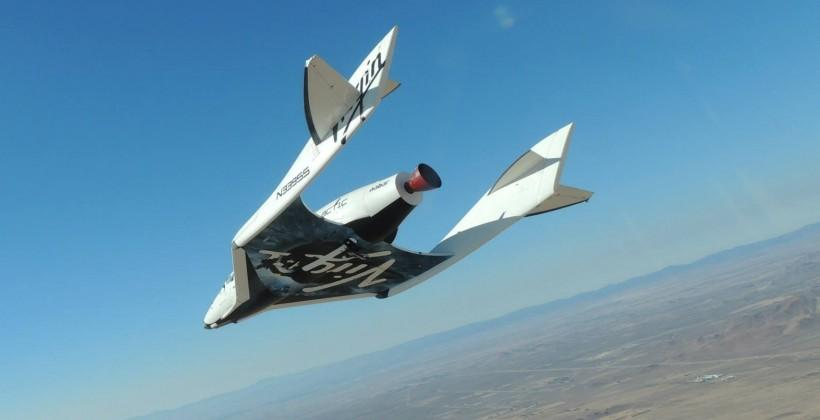 Google's satellite plans may include Virgin Galactic investment