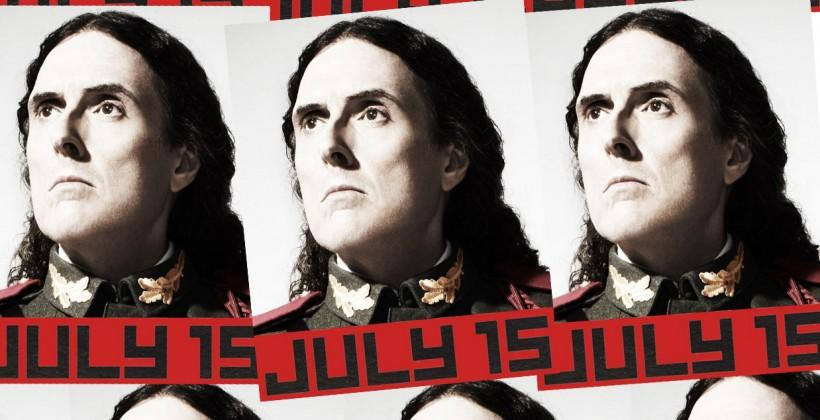 New Weird Al album coming July 15th