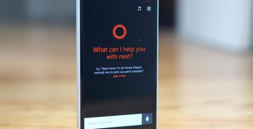 Microsoft exploring cross-platform Cortana potential