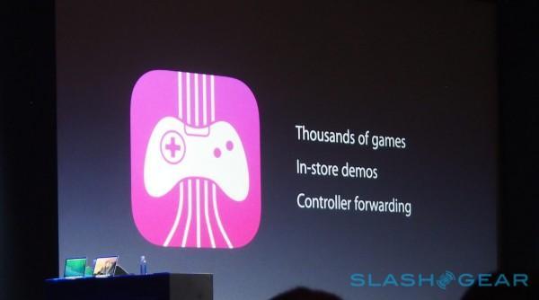 Game Controller Forwarding