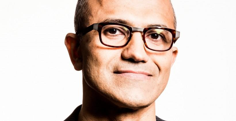 "Microsoft CEO: losing 18,000 jobs makes us ""more agile"""