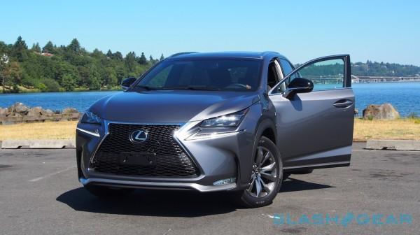 2015 Lexus NX F SPORT