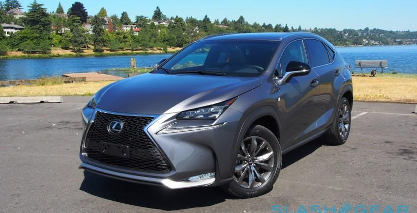 2015 Lexus NX first-drive: Crossover Crunchtime