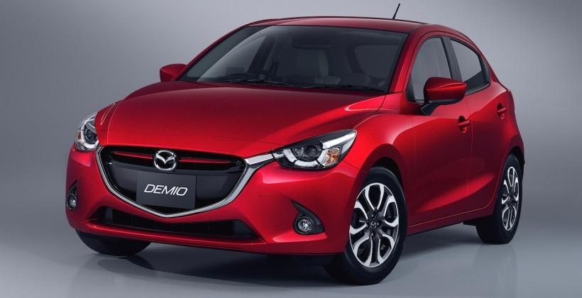 2016 Mazda 2 breaks cover as dashing sub-compact