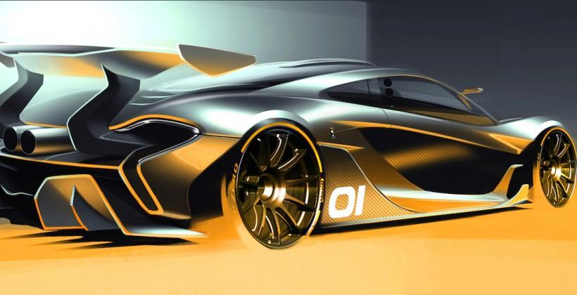 This is the McLaren P1 GTR (and yes, it's insane)