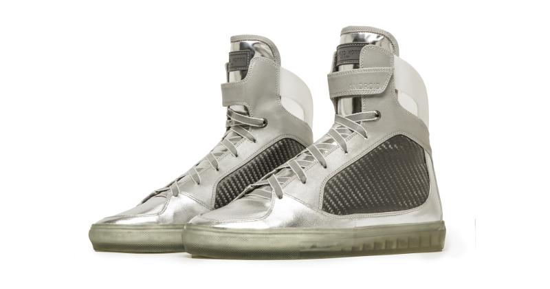 GE designs THE MISSIONS sneakers for astronauts on earth
