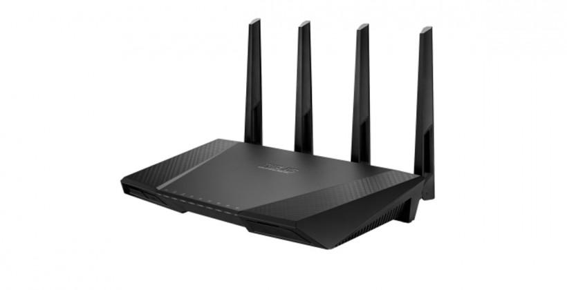 ASUS RT-AC87 router can handle your Gigabit Internet with ease