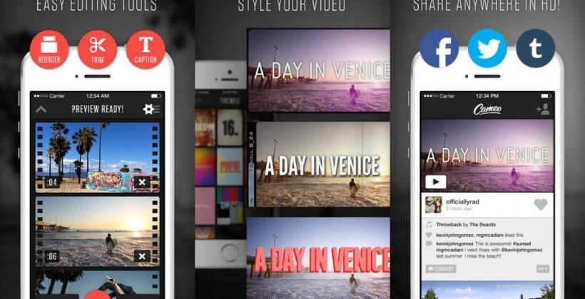 This app could make you a Vine or Instagram all-star