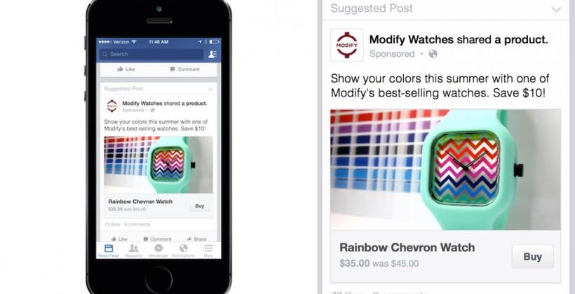 Social goes shopping with Facebook 'Buy' feature