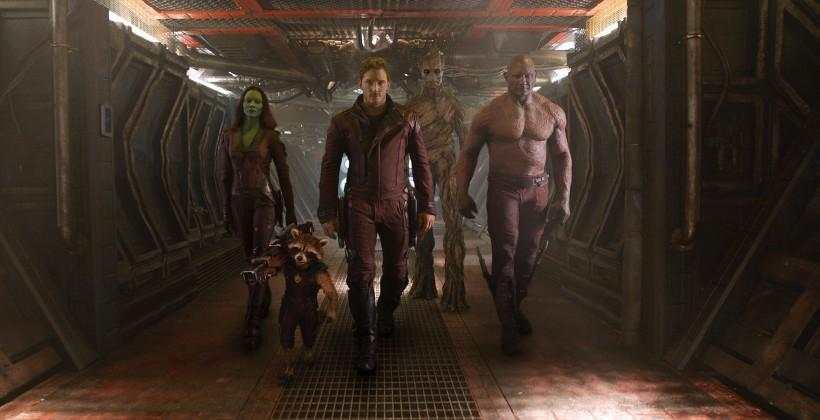 Guardians of the Galaxy credits leak, and there's a big surprise at the end