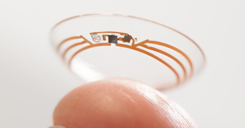 Google, Novartis to make smart contact lenses a reality