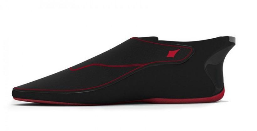 Lechal smart shoes use haptic feedback for navigation