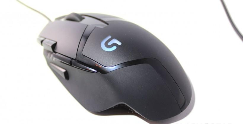 "Logitech G402 Hyperion Fury Review: the ""world's fastest gaming mouse"""