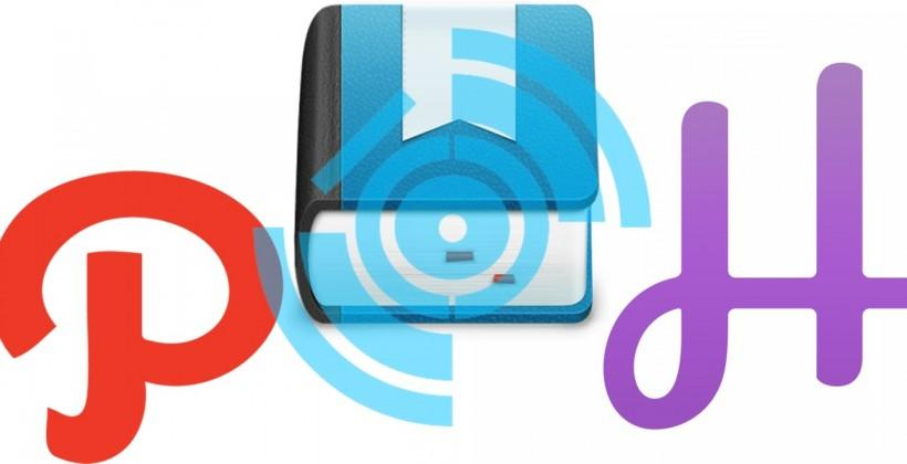 These three iOS apps make life-logging fun and easy