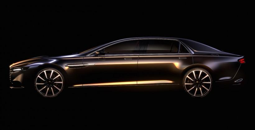Aston Martin Lagonda: The stunning super-sedan you can't have