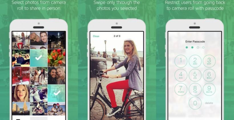 This iPhone app helps avoid pic sharing mishaps