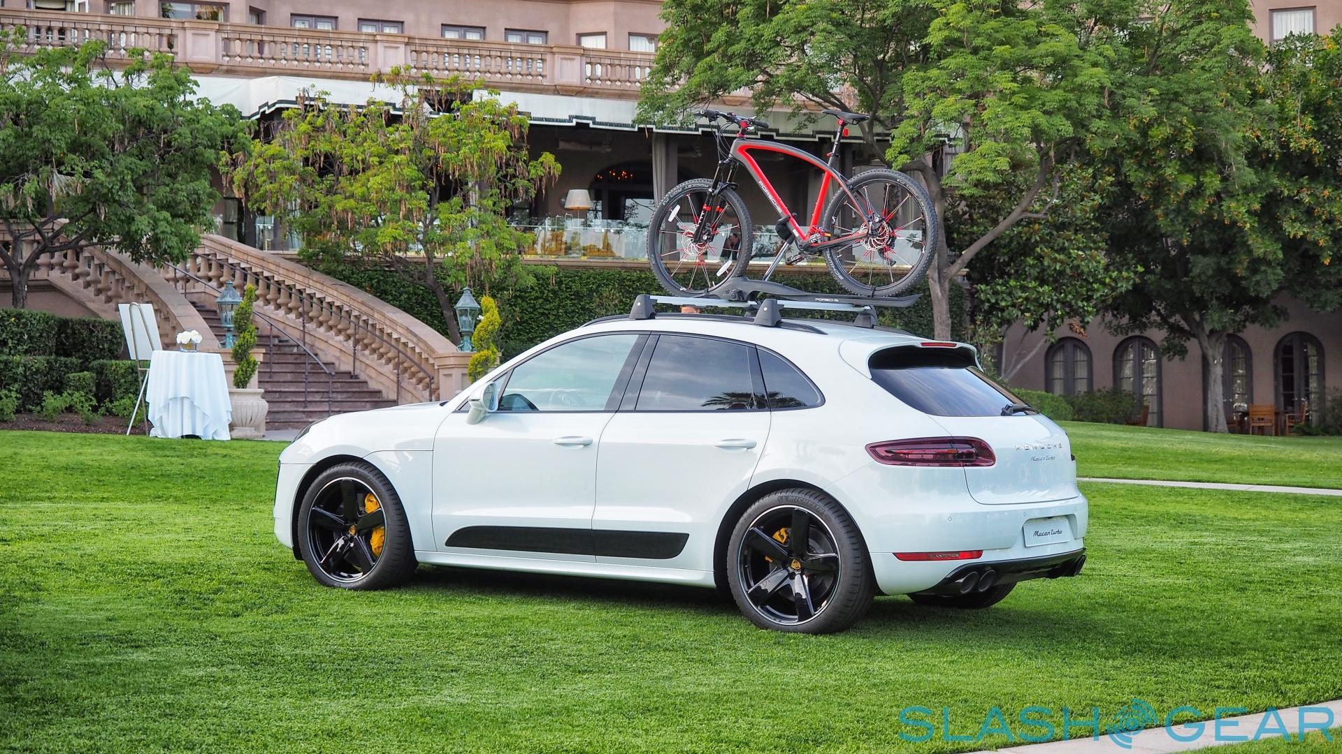 First Drive 2015 Porsche Macan S And Macan Turbo Slashgear