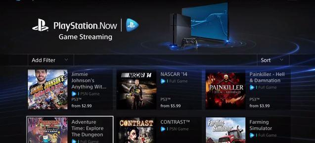 PlayStation Now Open Beta arrives tomorrow for PS4