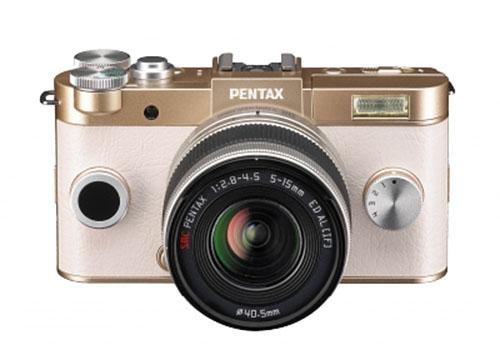 Pentax Q-S1 mirrorless camera surfaces in leaks