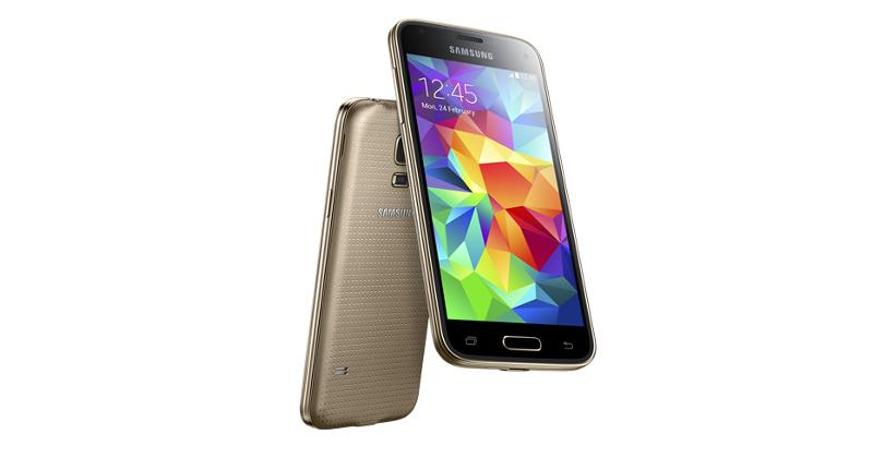 Samsung Galaxy S5 mini is here: rugged and sensor-laden