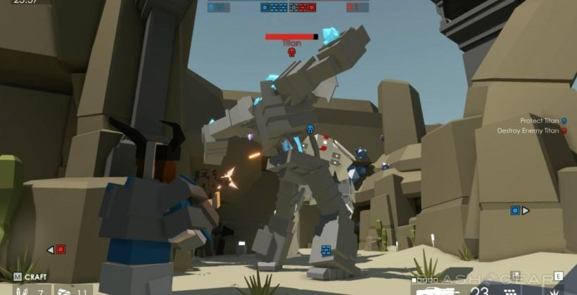 Minimum Early Access: ditching graphics never looked so good