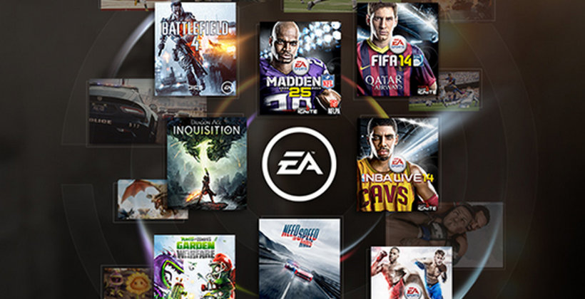 EA Access is Netflix for games on Xbox One