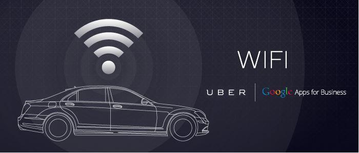 Uber and Google bring WiFi to cars in Philadelphia