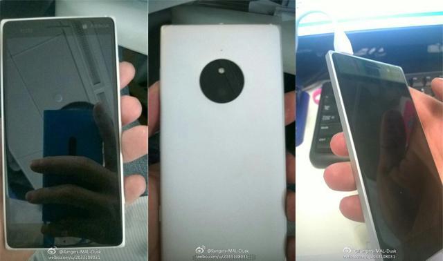 Nokia Lumia mystery phone leaks with new camera
