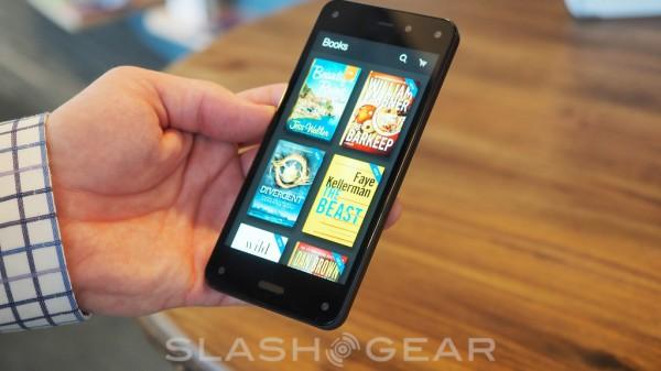 New Fire Phone games highlight 'Dynamic Perspective'