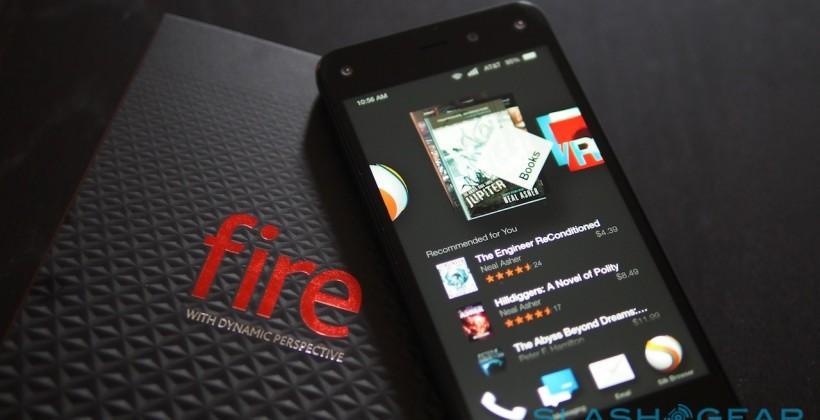 Fire Phone teardown: Extra cameras set Bezos tough challenge
