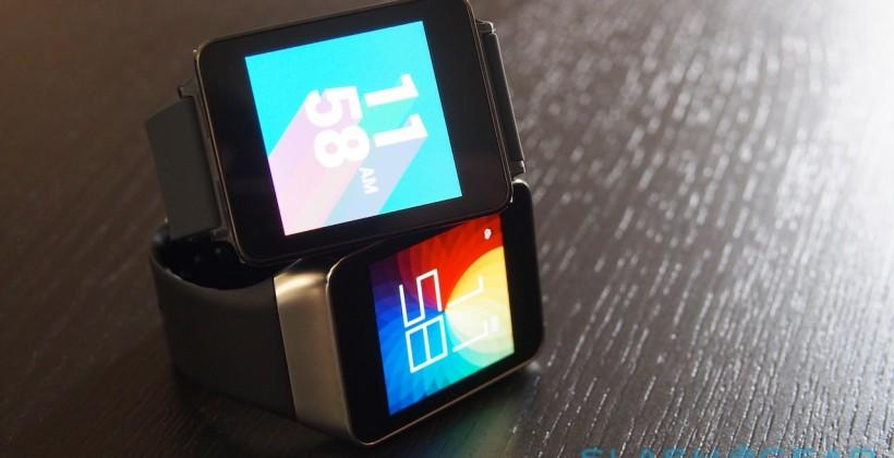 Google Camera update adds Android Wear control