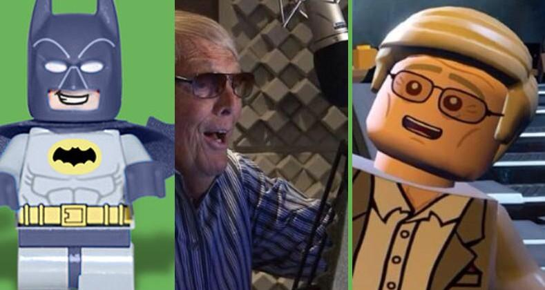 LEGO Batman 3 brings Adam West as 60's classic