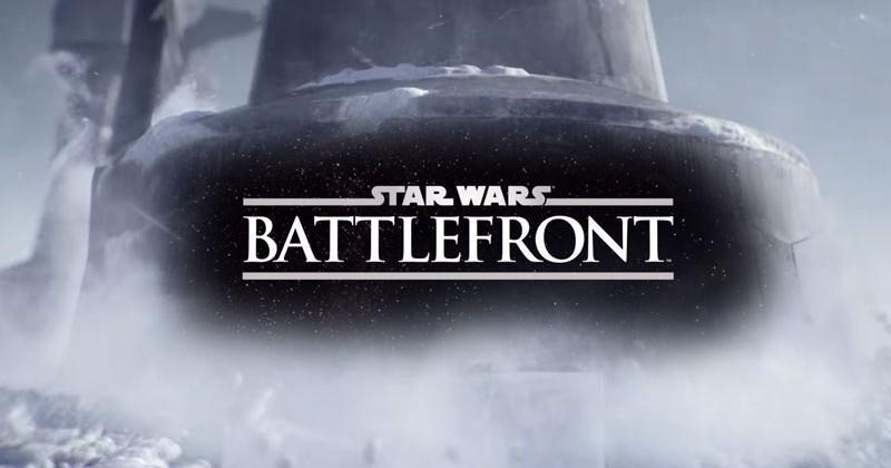 "Star Wars Battlefront release ""close to"" Star Wars 7"