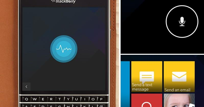 BlackBerry Assistant: a last-ditch Siri competitor