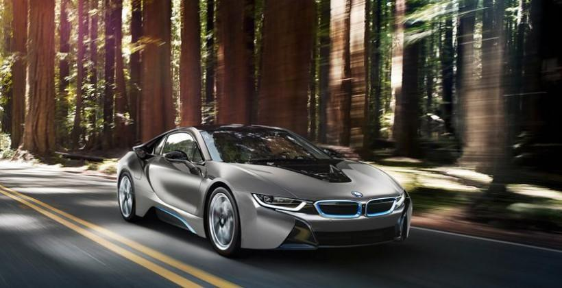 Unique BMW i8 to pack first laser eyes in US