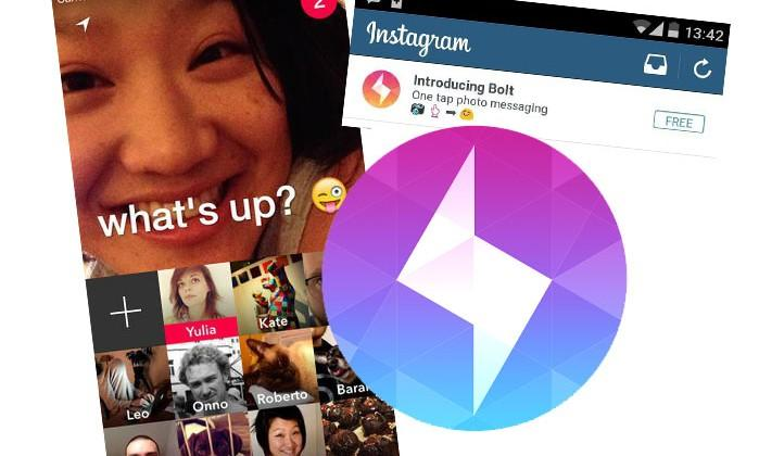 Instagram Bolt launched: no Snapchat rival for you!