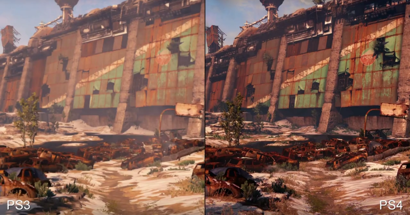 Destiny on PS3: unsurprisingly less gorgeous