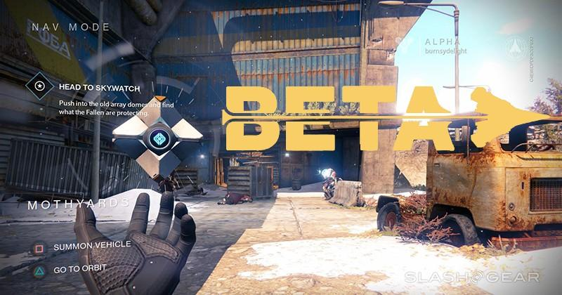 Destiny Beta release detailed: PS3, Xbox 360, PS4, Xbox One