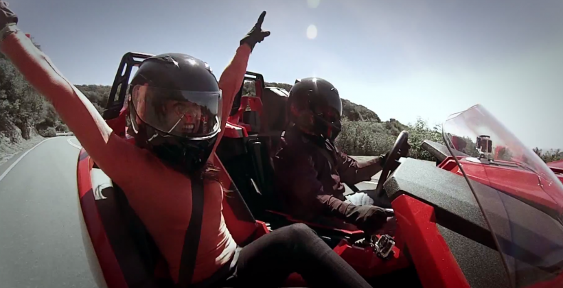 Polaris Slingshot – what are these people driving?