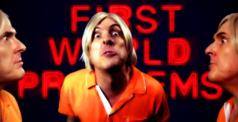 Weird Al Pixies music video drops the First World Problems