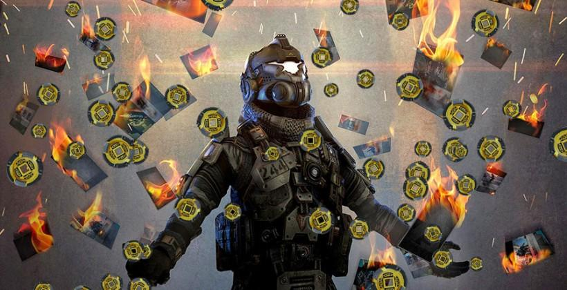 Titanfall gambles with in-game market
