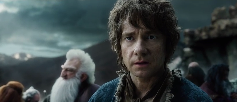 The Hobbit: The Battle of the Five Armies trailer is here