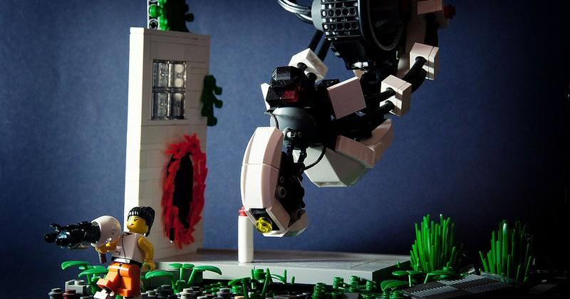 Portal's GLaDOS may be next for LEGO immortality