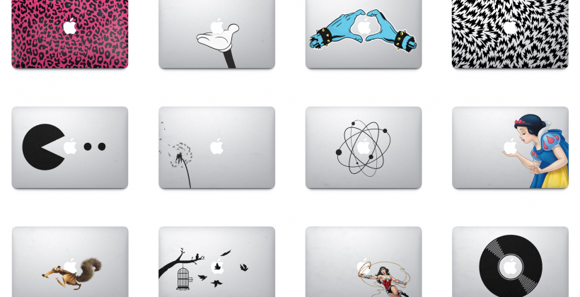 I Pot Air Decal for MacBook Pro or Ipad