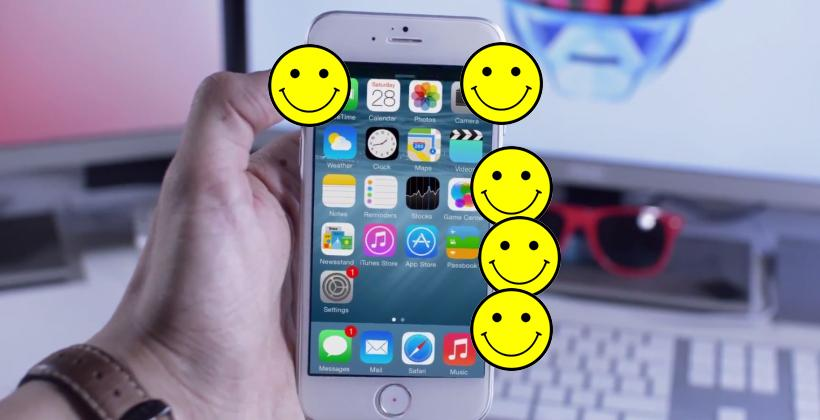 iPhone 6 feature tipped to make your fingers happy